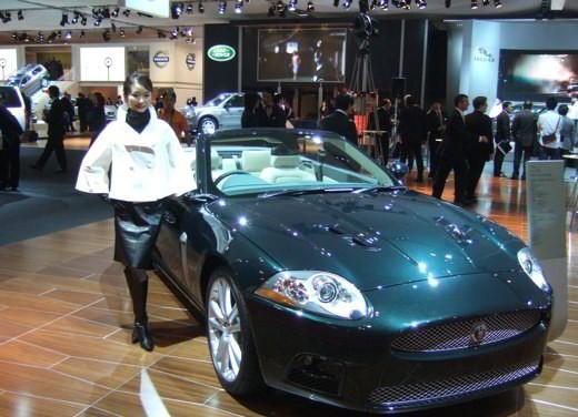 Jaguar al Salone di Tokyo 2007 - Foto 4 di 13