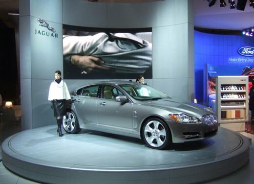 Jaguar al Salone di Tokyo 2007 - Foto 5 di 13