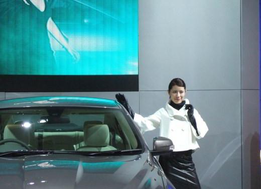 Jaguar al Salone di Tokyo 2007 - Foto 7 di 13