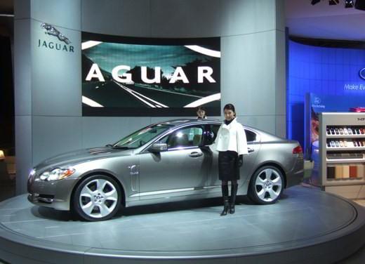 Jaguar al Salone di Tokyo 2007 - Foto 10 di 13