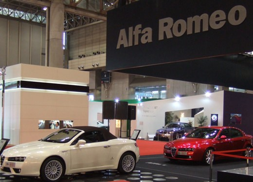Alfa Romeo al Salone di Tokyo 2007 - Foto 8 di 11