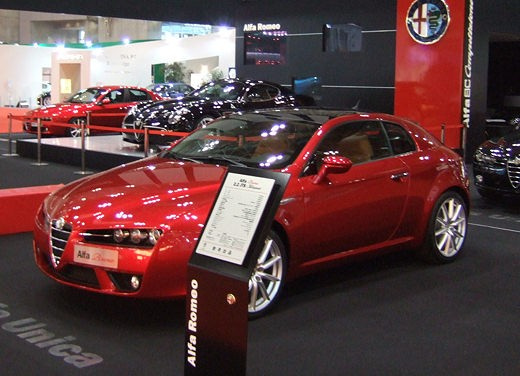 Alfa Romeo al Salone di Tokyo 2007 - Foto 2 di 11