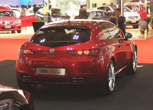 Alfa Romeo al Salone di Tokyo 2007 - Foto 4 di 11