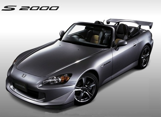 Ultimissime: Honda S2000 Type S
