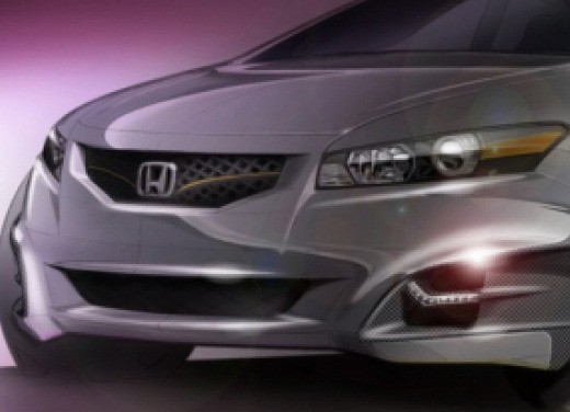 Ultimissime: Honda Accord Coupé HFP