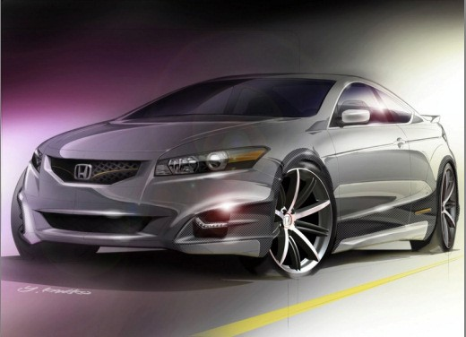 Ultimissime: Honda Accord Coupé HFP - Foto 3 di 3