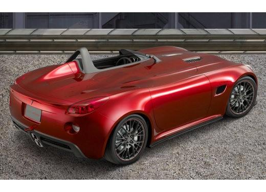 Ultimissime: Pontiac Solstice SD-290 Concept - Foto 3 di 4