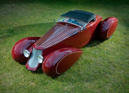 Ultimissime: Deco Rides Boattail Speedster - Foto 2 di 11