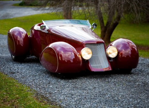 Ultimissime: Deco Rides Boattail Speedster - Foto 5 di 11
