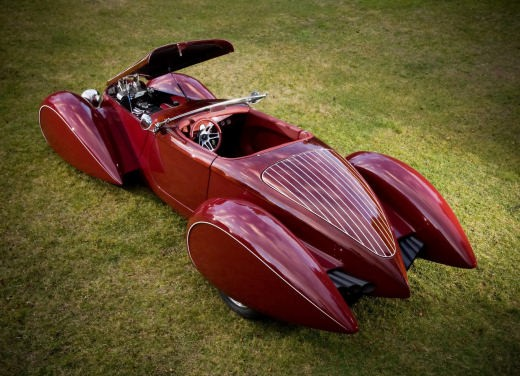 Ultimissime: Deco Rides Boattail Speedster - Foto 7 di 11