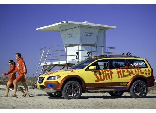Volvo XC70 Surf Rescue Concept - Foto 7 di 16