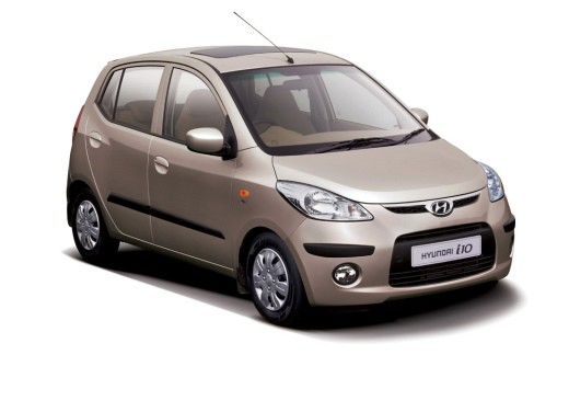 2007 Hyundai I10 Automatic Related Infomation