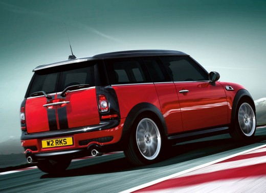 Ultimissime: Mini Clubman John Cooper Works - Foto 1 di 3