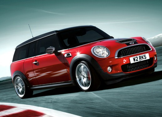 Ultimissime: Mini Clubman John Cooper Works - Foto 3 di 3