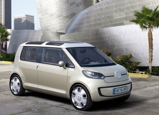 Ultimissime: Volkswagen Space Up! Blue - Foto 1 di 11