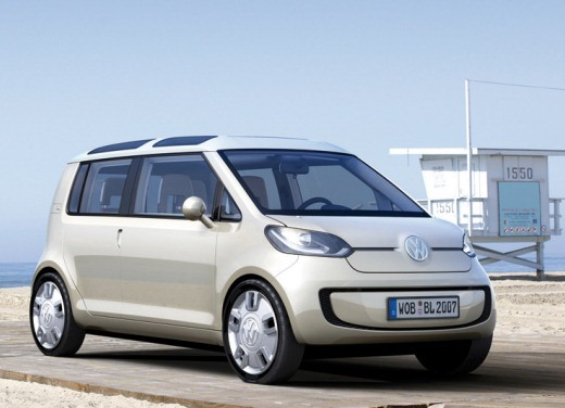 Ultimissime: Volkswagen Space Up! Blue - Foto 10 di 11