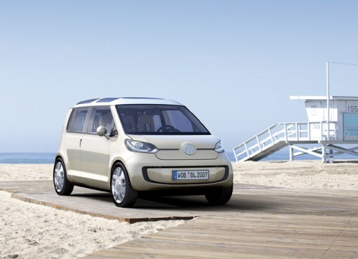 Ultimissime: Volkswagen Space Up! Blue - Foto 11 di 11