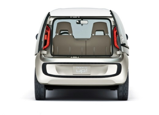 Ultimissime: Volkswagen Space Up! Blue - Foto 4 di 11
