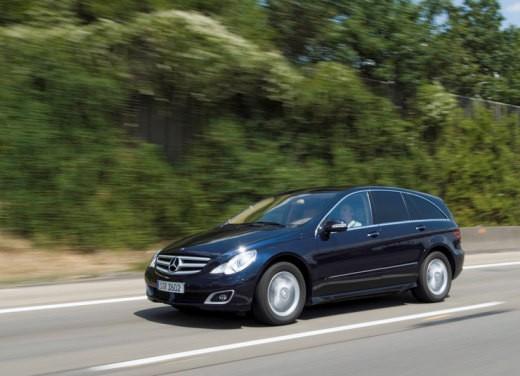 Mercedes nuova Classe R Test - Foto 1 di 11