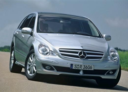 Mercedes nuova Classe R Test - Foto 5 di 11
