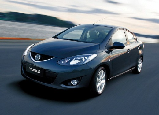 Ultimissime: Mazda2 berlina