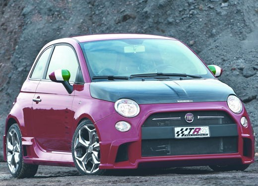 Fiat 500 Super by TRC - Marangoni