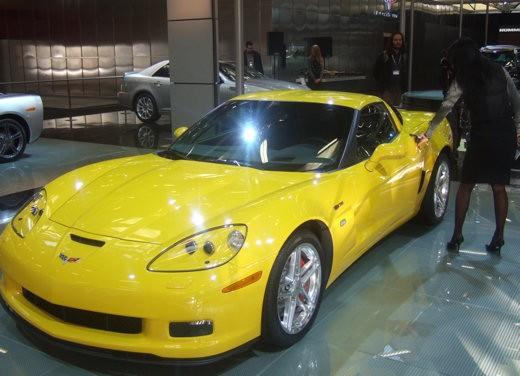 Corvette al Motor Show di Bologna 2007