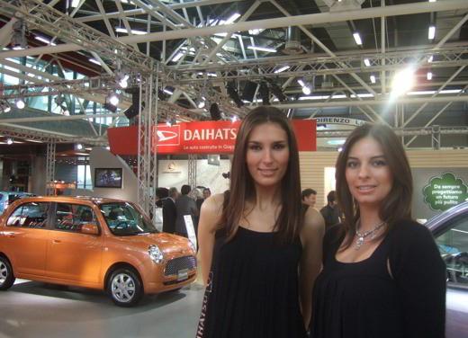 Daihatsu al Motor Show di Bologna 2007