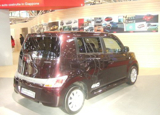 Daihatsu al Motor Show di Bologna 2007 - Foto 3 di 8