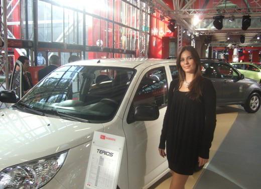 Daihatsu al Motor Show di Bologna 2007 - Foto 5 di 8