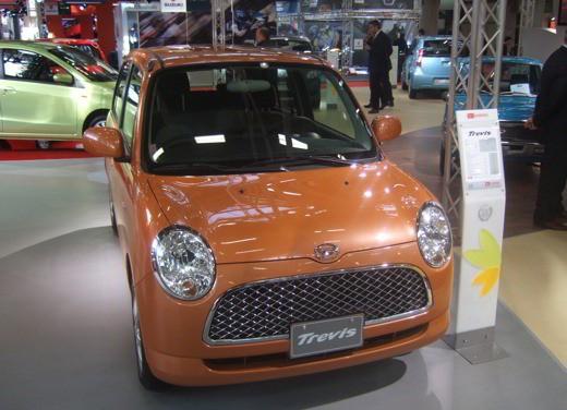 Daihatsu al Motor Show di Bologna 2007 - Foto 6 di 8