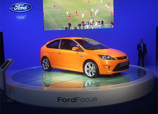 Ford al Motor Show di Bologna 2007 - Foto 4 di 16