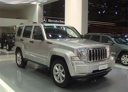 Jeep al Motor Show di Bologna 2007 - Foto 1 di 11
