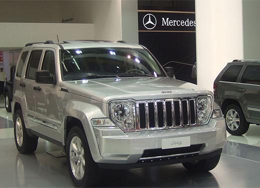 Jeep al Motor Show di Bologna 2007 - Foto 2 di 11