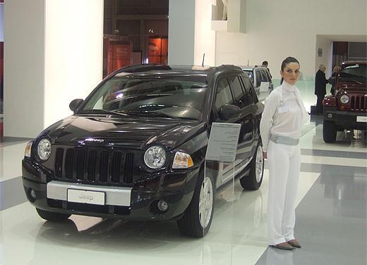 Jeep al Motor Show di Bologna 2007 - Foto 3 di 11