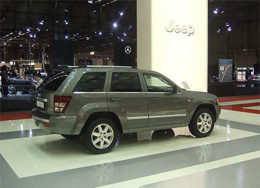 Jeep al Motor Show di Bologna 2007 - Foto 6 di 11