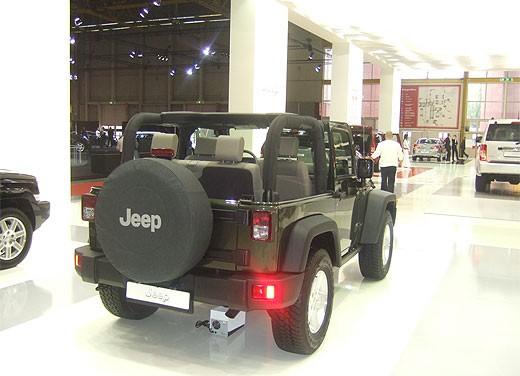 Jeep al Motor Show di Bologna 2007 - Foto 10 di 11