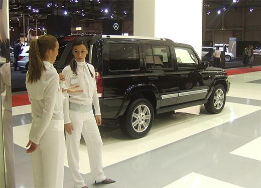 Jeep al Motor Show di Bologna 2007 - Foto 11 di 11