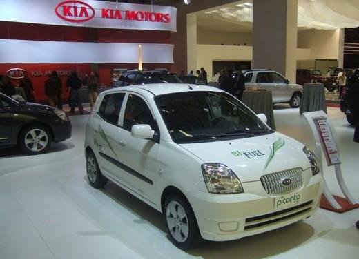 Kia al Motor Show di Bologna 2007 - Foto 2 di 9