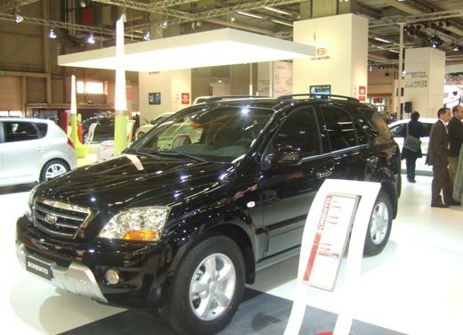 Kia al Motor Show di Bologna 2007 - Foto 4 di 9