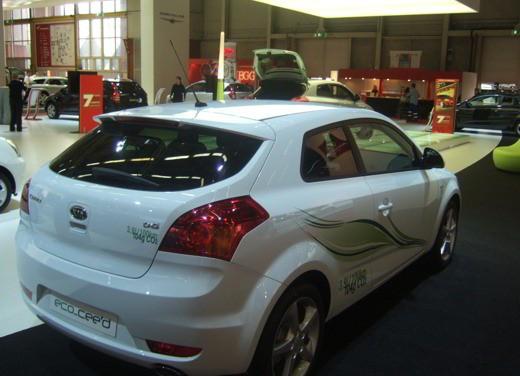 Kia al Motor Show di Bologna 2007 - Foto 7 di 9