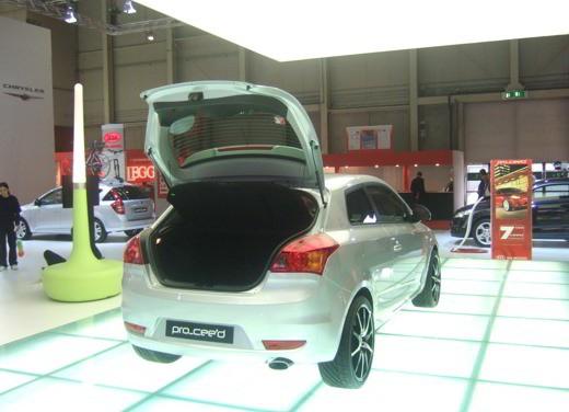 Kia al Motor Show di Bologna 2007 - Foto 8 di 9