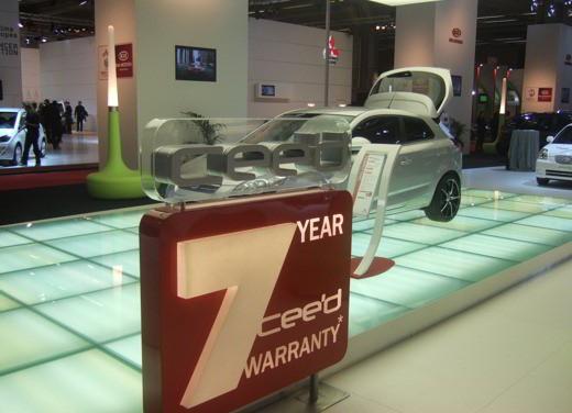 Kia al Motor Show di Bologna 2007 - Foto 9 di 9