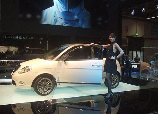Lancia al Motor Show di Bologna 2007 - Foto 1 di 9