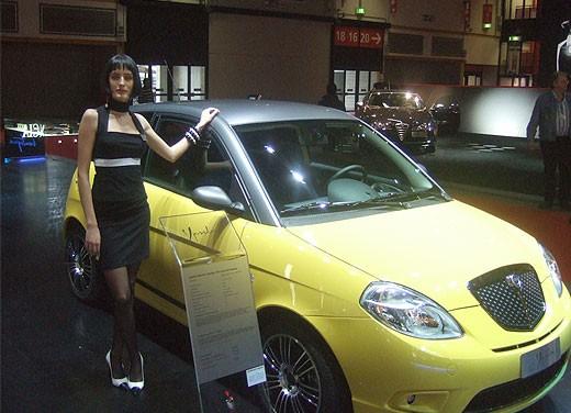 Lancia al Motor Show di Bologna 2007 - Foto 3 di 9