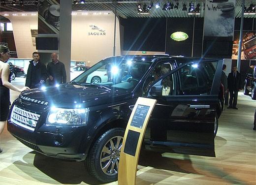 Land Rover al Motor Show di Bologna 2007 - Foto 4 di 11