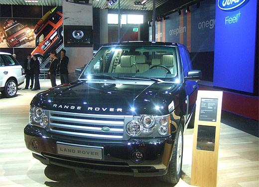 Land Rover al Motor Show di Bologna 2007 - Foto 5 di 11