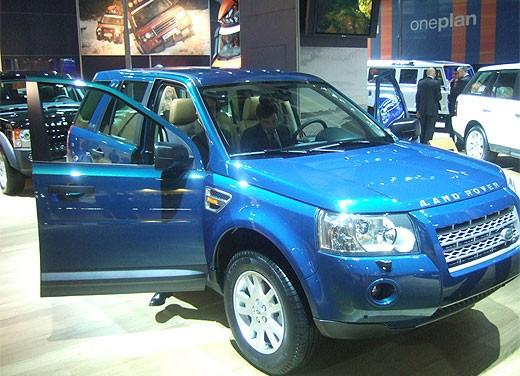 Land Rover al Motor Show di Bologna 2007 - Foto 6 di 11