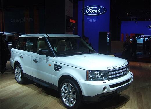 Land Rover al Motor Show di Bologna 2007 - Foto 7 di 11