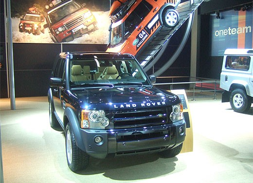 Land Rover al Motor Show di Bologna 2007 - Foto 10 di 11